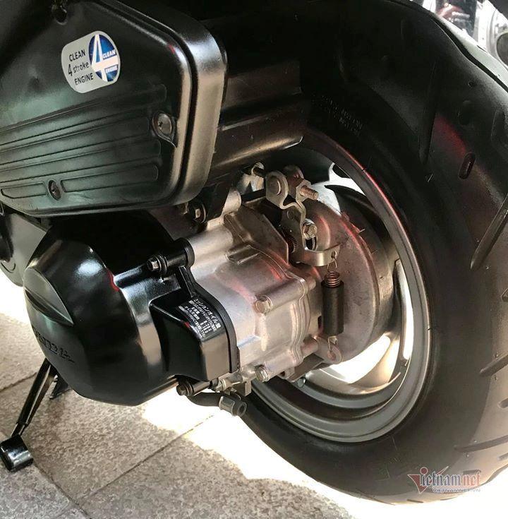 Xe tay ga Honda Spacy 11 năm tuổi giá 125 triệu ở Hà Nội