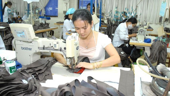 Garment,textile industry,garment export,vietnam