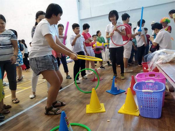 HCM City event,autistic children,Vietnam education