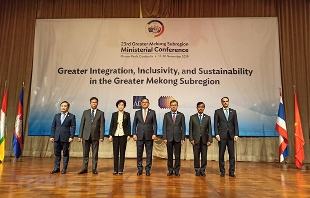 Vietnam attends 23rd GMS ministerial conference in Phnom Penh