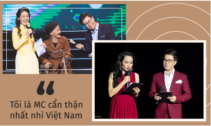 MC Lê Anh,Giai điệu tự hào