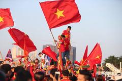 Thời tiết lý tưởng cho trận đấu Việt Nam vs Thái Lan