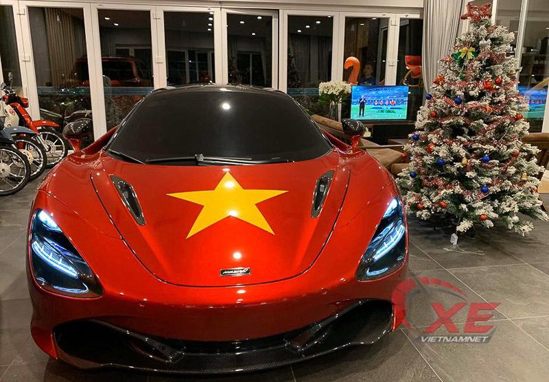 cổ động bóng đá,Lamborghini,Ferrari,Rolls-Royce,tuyển Việt Nam,Việt Nam vs Thái Lan,Vòng loại World Cup 2022,tuyển Thái Lan
