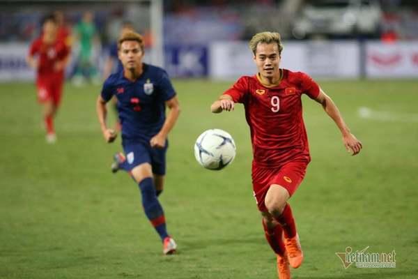 Việt Nam 0-0 Thái Lan: Tấn công ghi bàn thắng (H2)