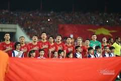 Việt Nam 0-0 Thái Lan: Quang Hải làm chao đảo hàng thủ (H1)