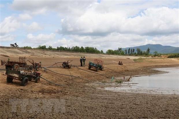 Severe droughts forecast in Cambodia, Laos, Thailand, Vietnam