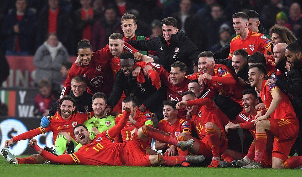 Vòng loại EURO 2020,Wales,EURO 2020