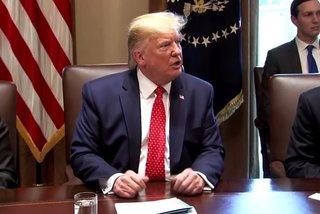Ông Trump dọa tăng thuế lên hàng hóa TQ