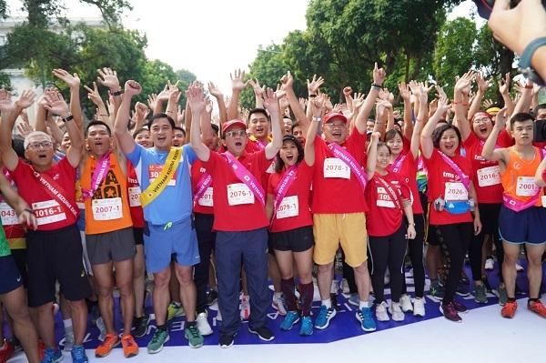 Kizuna Ekiden- Giải chạy gắn kết Việt Nam-Nhật Bản