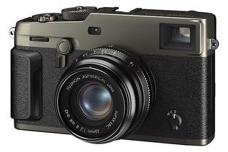 Fujifilm ra mắt máy ảnh số không gương lật X-Pro3
