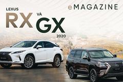 Lexus RX và GX 2020 - tuyệt tác công nghệ ô tô Nhật Bản