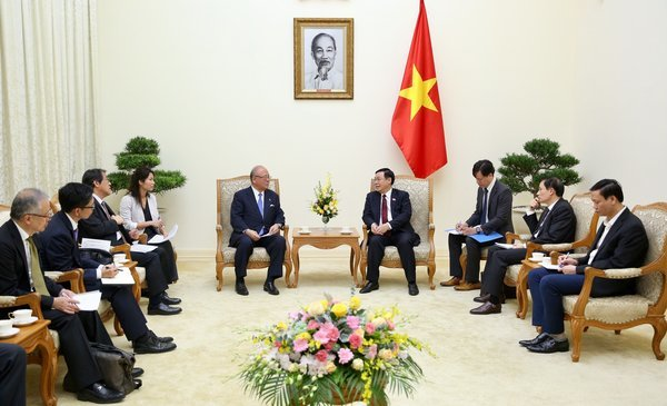 1,000 Japanese officials, enterprises to visit Vietnam early 2020