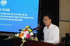Bộ TT&TT tập huấn kỹ năng thông tin cho các tỉnh có đường biên giới với Lào