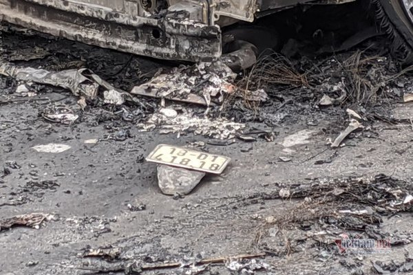 Danh tính nạn nhân bị ô tô Mercedes tông tử vong trên đường Lê Văn Lương