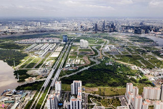 HCM City eyes revival of many stalled urban area projects
