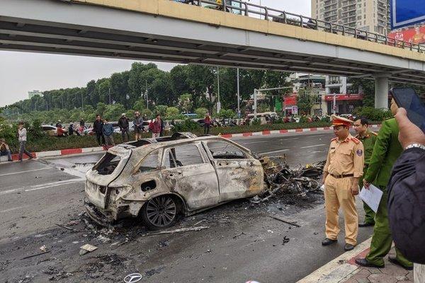 Tai nạn ở Lê Văn Lương,Tai Nạn,Chết Người,Tai Nạn Giao Thông,Hà Nội