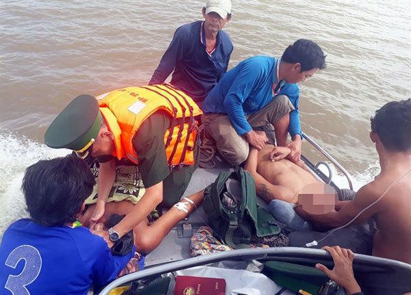 Four fishermen in Kien Giang suffocate to death