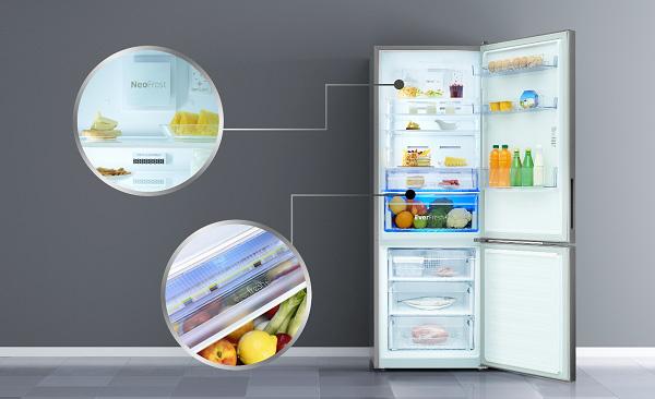 Top 3 tủ lạnh 2 cửa ngăn đá dưới, đáng để 'rút hầu bao'