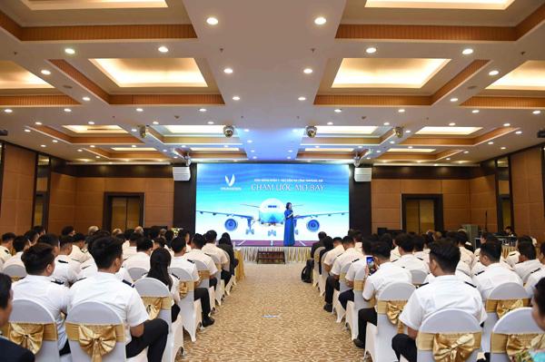 Vinpearl Air khai giảng khóa đào tạo phi công đầu tiên