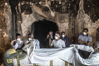 Bí mật xác ướp công chúa trong lăng mộ Pharaoh quyền lực nhất