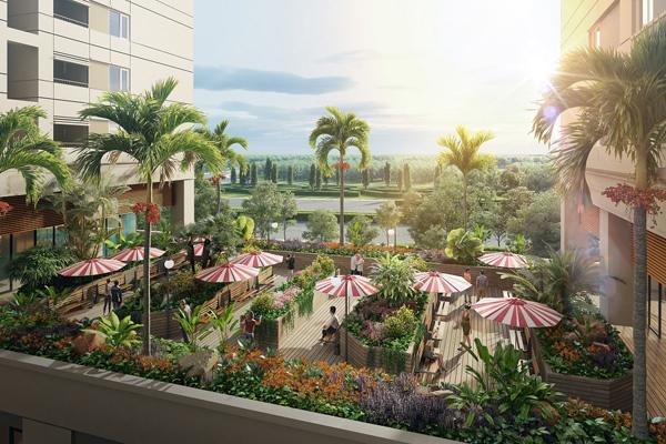 Cơ hội sở hữu căn hộ gần phố cổ giá chỉ 18,6 triệu đồng/m2