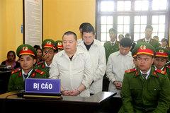 Four given death sentence for drug trafficking