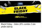 Bực mình bị 'dội bom' tin nhắn Black Friday, đến xem càng 'đen tối' hơn