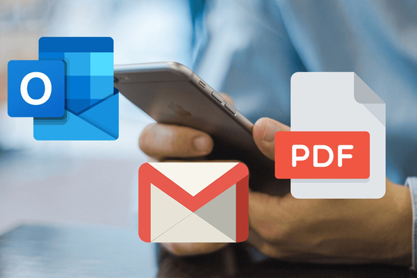 Cách chuyển email thành file PDF trên iPhone và iPad