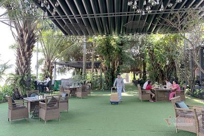 Nhà hàng ở 'khu nhà giàu' Thảo Điền xây lấn sông, chống 'lệnh' tháo dỡ