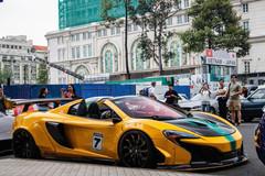 Những siêu xe độ ấn tượng nhất Việt Nam, Lamborghini chiếm đa số