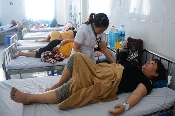 Bùng phát dịch sốt xuất huyết tại Quảng Nam, số ca nhiễm tăng gấp 3 lần năm ngoái