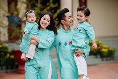 Khánh Thi nhập nhằng giữa làm vợ và cô giáo của chồng kém 12 tuổi