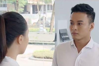 'Hoa hồng trên ngực trái' tập 32, Khuê xin nghỉ việc, Khang mắng sếp vì San