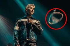 Jay Park khoe fan ném vô số đồ lót lên sân khấu