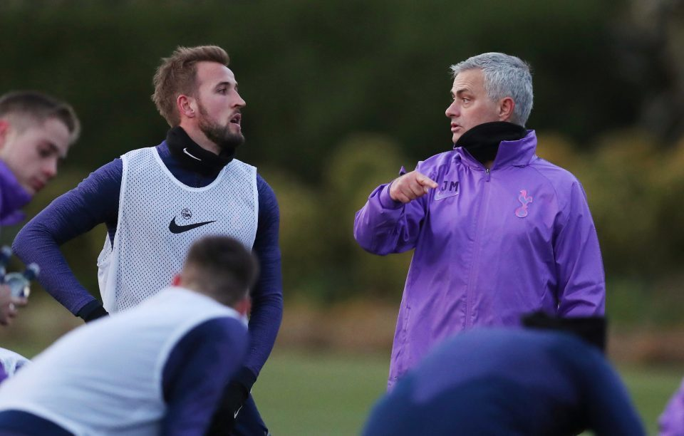 Mourinho,Tottenham