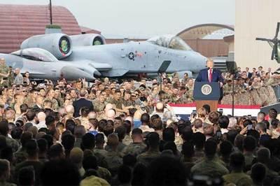 Lầu Năm Góc bác tin rút quân khỏi Hàn Quốc