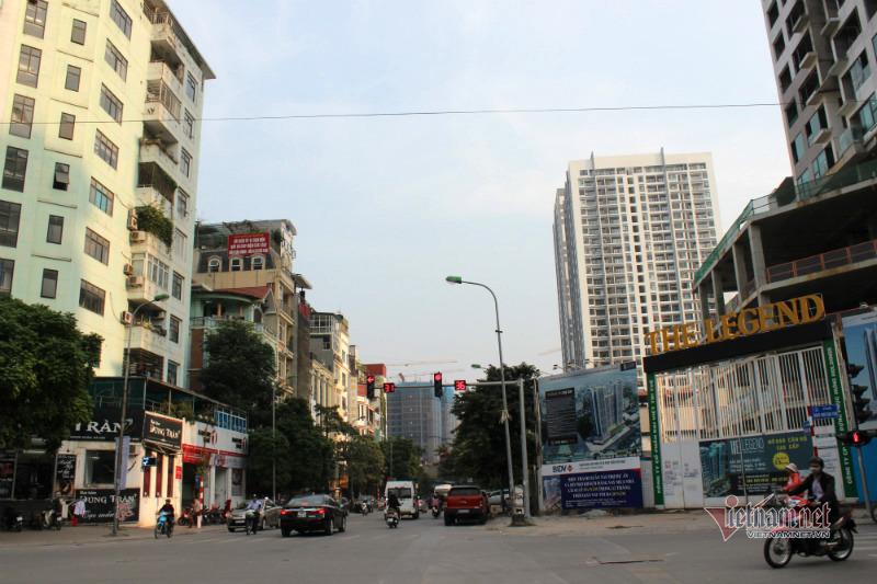 quy hoạch,nhà cao tầng,điều chỉnh quy hoạch,tranh chấp chung cư