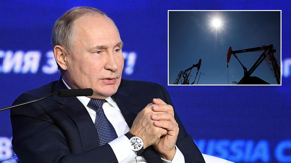 Putin nói Mỹ 'tự bắn chân mình' khi cấm vận Nga