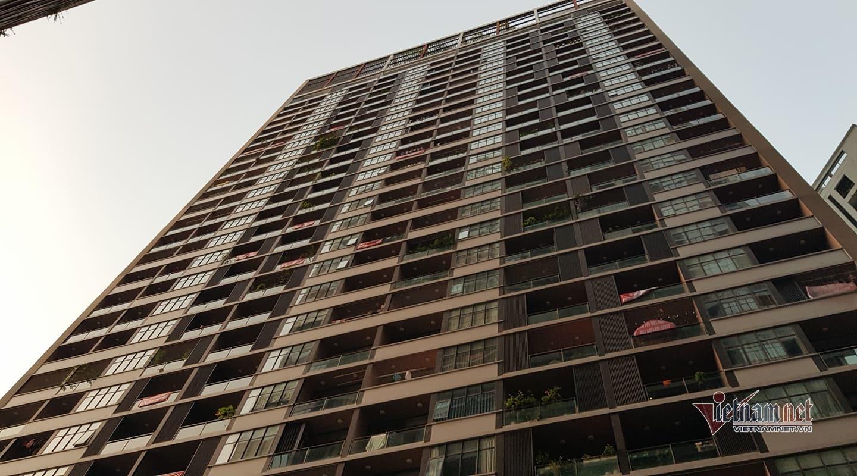 Để lọt hàng loạt sai phạm ở chung cư cao cấp nghìn tỷ giữa Thủ đô