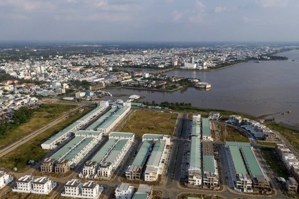 Khu đô thị lấn biển đầu tiên của Việt Nam sau 20 năm xây dựng