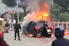 Vụ tai nạn xe Mercedes, chẳng lẽ dừng xe kiểm tra phụ nữ đi giày cao gót?