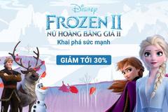 Shopee bắt tay Disney Đông Nam Á, tung hàng loạt ưu đãi