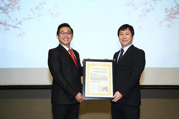 Tái cấp chứng nhận JNKA lần thứ 8 cho sản phẩm NattoEnzym