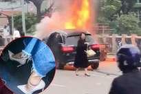 Từ vụ nữ tài xế Mercedes gây tai nạn kinh hoàng khiến 1 người chết: Chị em phụ nữ nói về 'gót giày tử thần' khi lái xe