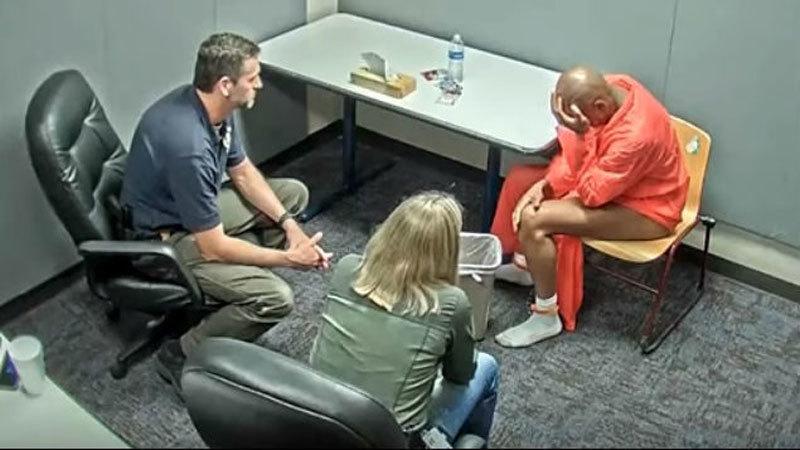 Xem cảnh sát Mỹ giải cứu bé gái 8 tuổi bị bắt cóc táo tợn