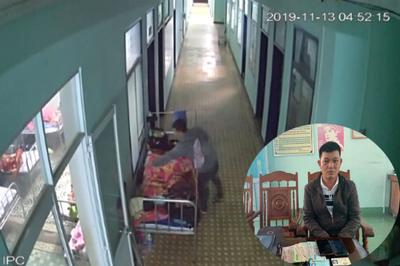 Bị tung clip lên facebook, tên trộm ở Kon Tum vội ra đầu thú