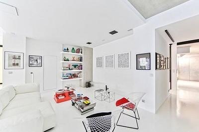 Căn hộ nhỏ cực đẹp của nữ CEO thiết kế nội thất cho đệ nhất phu nhân Mỹ