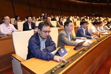 ILO applauds Vietnam's adoption of revised Labour Code