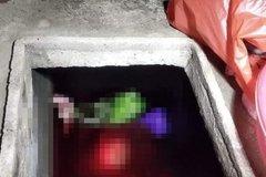Lời khai của nghi phạm giết mẹ vợ rồi giấu xác trong bể nước