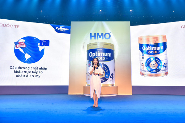 Vinamilk bắt tay đối tác Mỹ đưa HMO vào sữa công thức mới